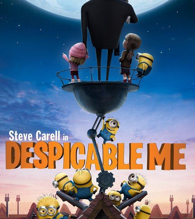 Despicable Me (2010) : มิสเตอร์แสบร้ายเกินพิกัด