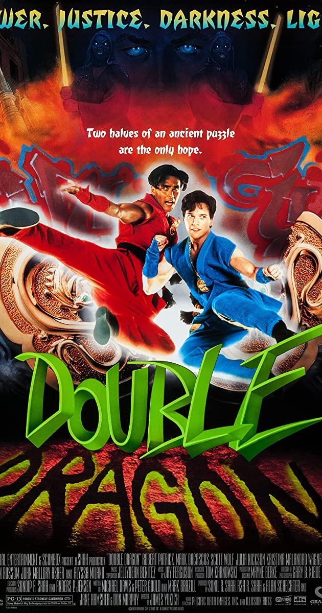 Double Dragon (1994): มังกรคู่มหากาฬ