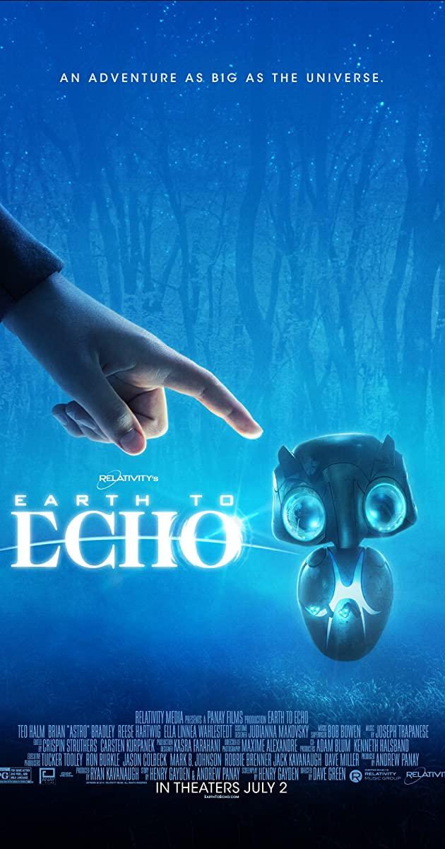 Earth to Echo (2014): เอคโค่ เพื่อนจักรกลทะลุจักรวาล