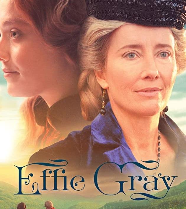 Effie Gray (2014): เอฟฟี่ เกรย์ ขีดชะตารักให้โลกรู้