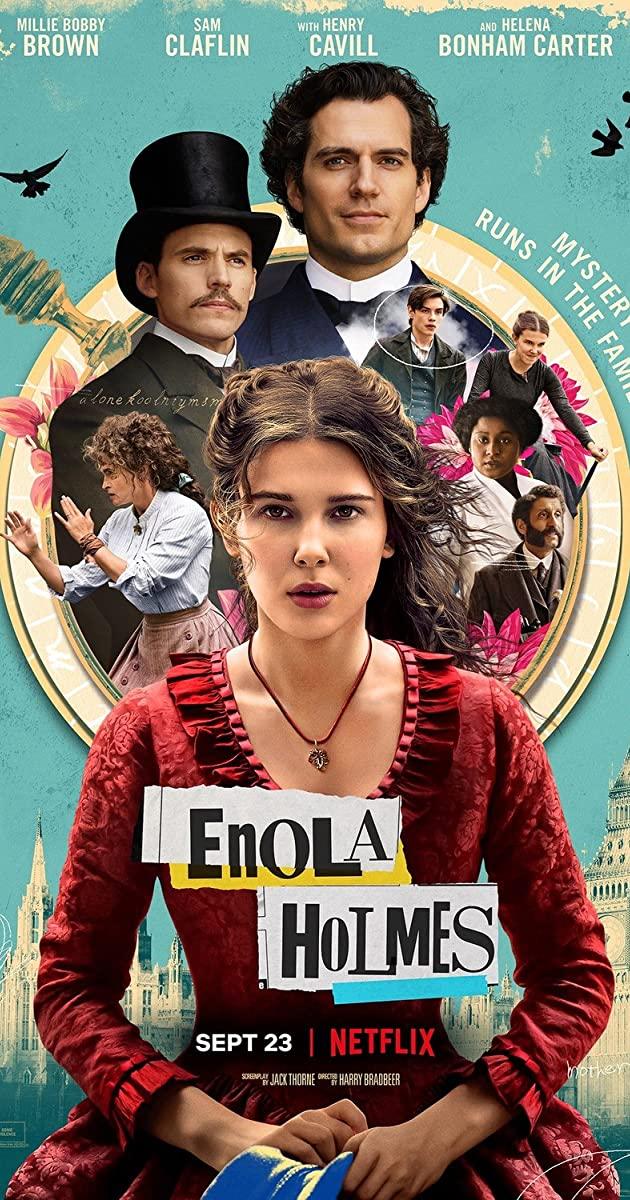 Enola Holmes (2020):  เอโนลา โฮล์มส์