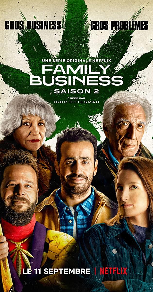 Family Business TV Series (2019): คาเฟ่วุ่น ปุ๊นชุลมุน