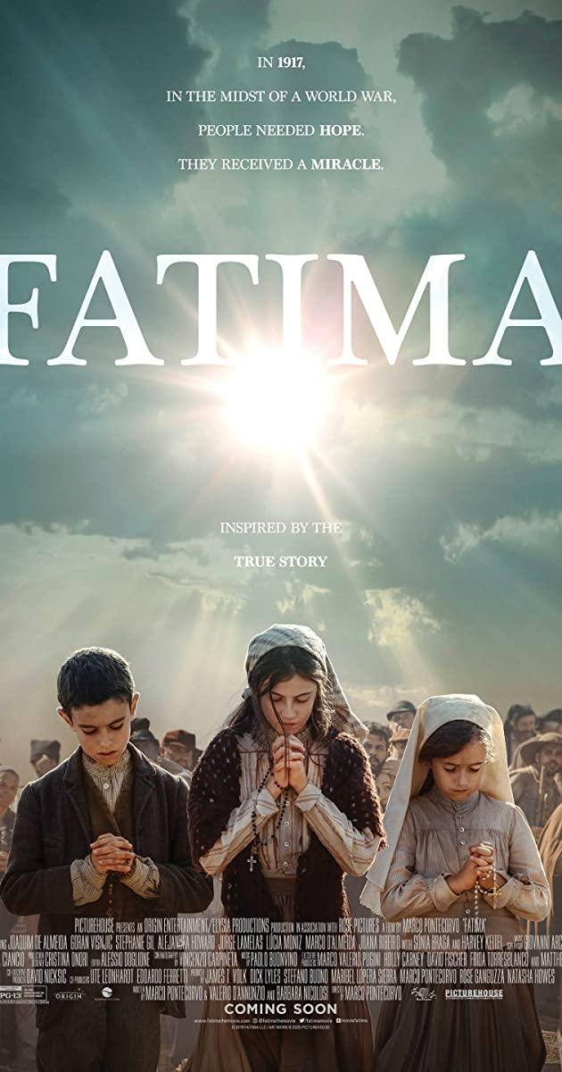Fatima (2020): ฟาติมา