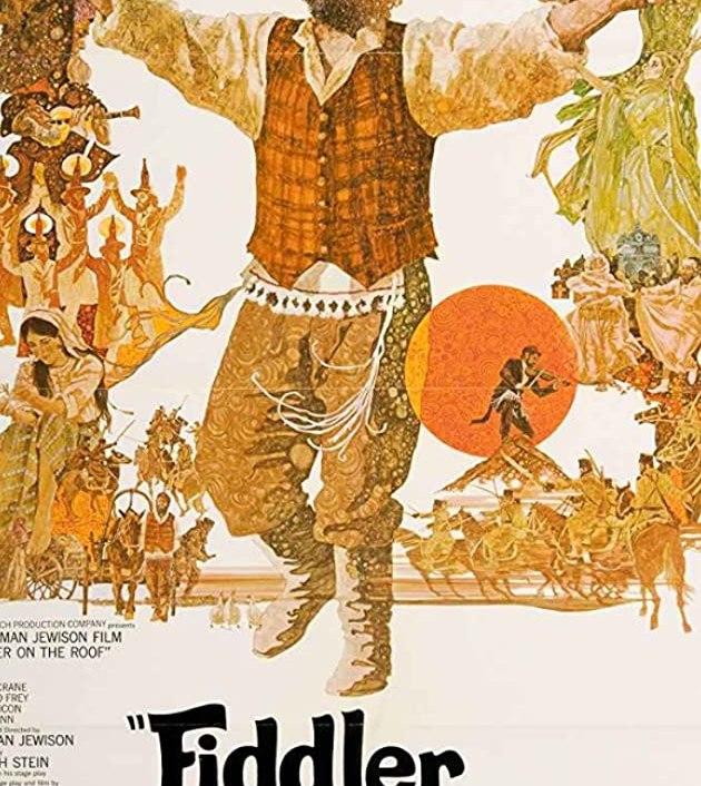 Fiddler on the Roof (1971) :บุษบาหาคู่