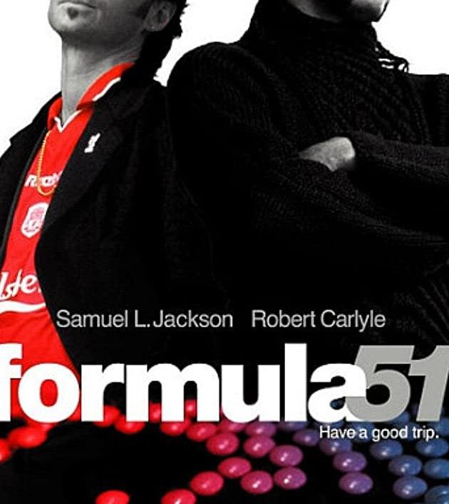Formula 51 (2001): คู่บรรลัย ใส่เกียร์ลุย