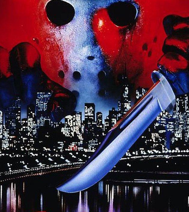 Friday the 13th Part VIII: Jason Takes Manhattan (1989) ศุกร์ 13 ฝันหวาน ภาค 8 เจสันบุกแมนฮัตตัน