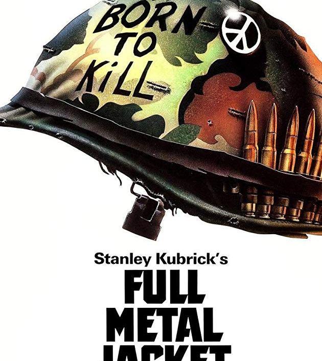 Full Metal Jacket (1987): เกิดเพื่อฆ่า