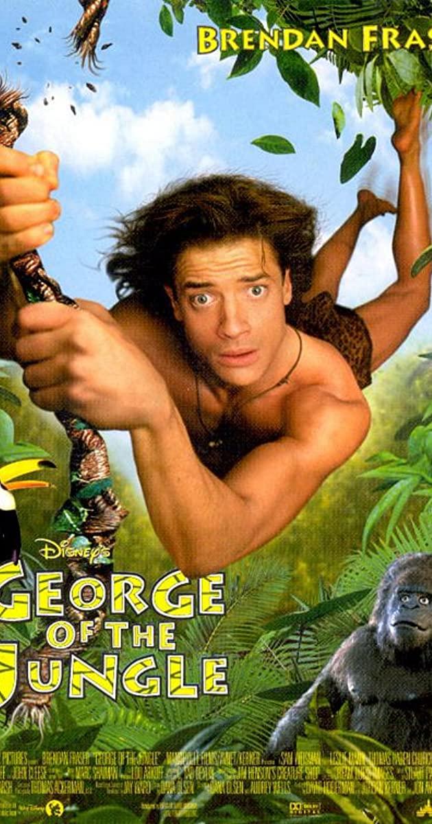 George of the Jungle (1997): จอร์จ เจ้าป่าฮาหลุดโลก