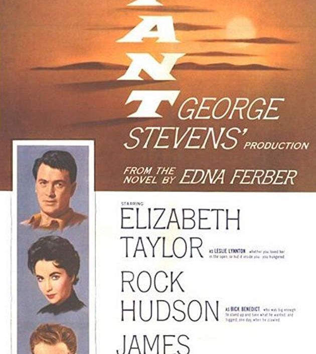 Giant (1956): จ้าวแผ่นดิน