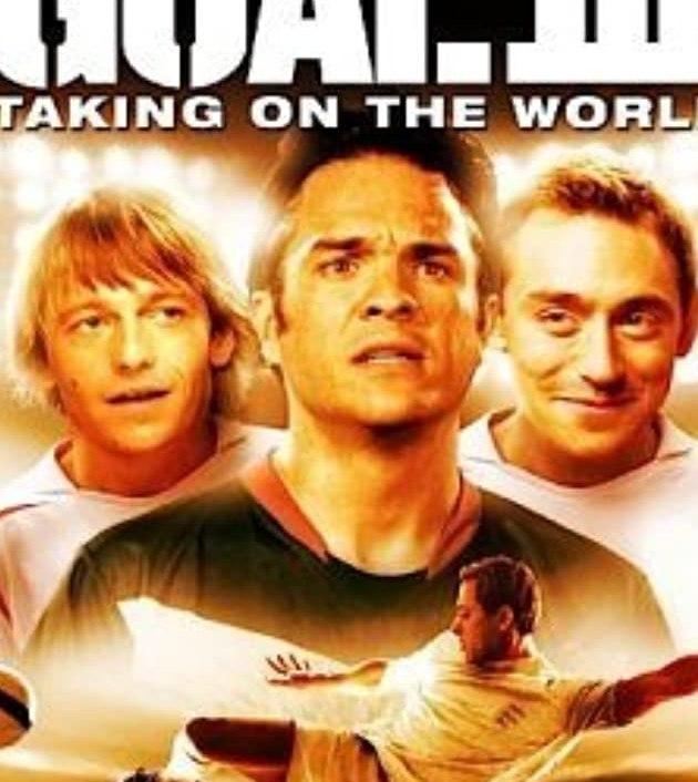 Goal! III (2009): โกล์ เกมหยุดโลก ภาค 3
