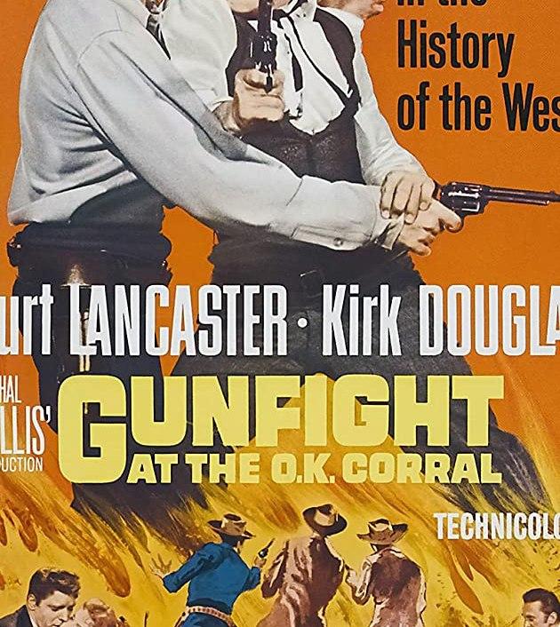 Gunfight at the O.K. Corral (1957): สองสิงห์เมืองเสือ
