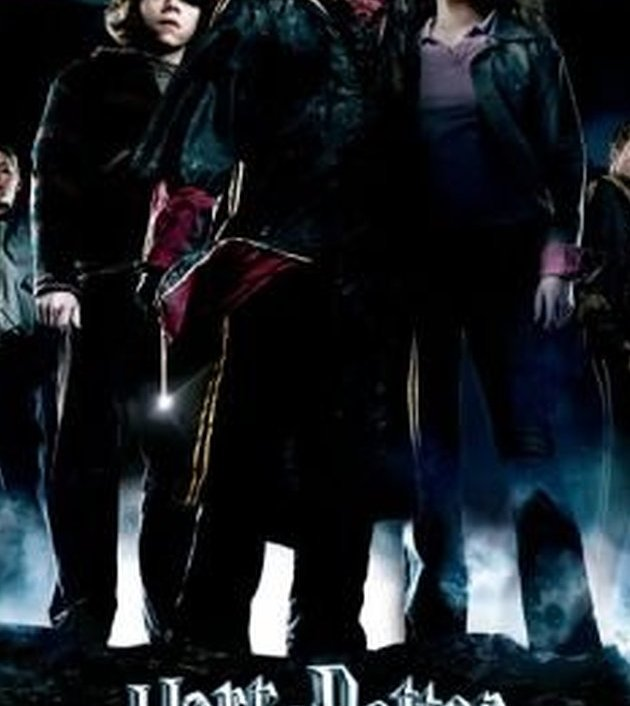 Harry Potter and the Goblet of Fire (2005): แฮร์รี่ พอตเตอร์กับถ้วยอัคนี