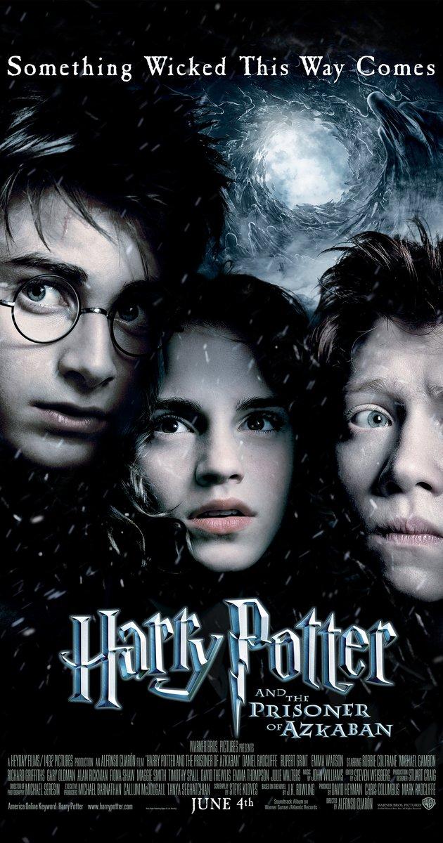 Harry Potter and the Prisoner of Azkaban (2004): แฮร์รี่ พอตเตอร์กับนักโทษแห่งอัซคาบัน