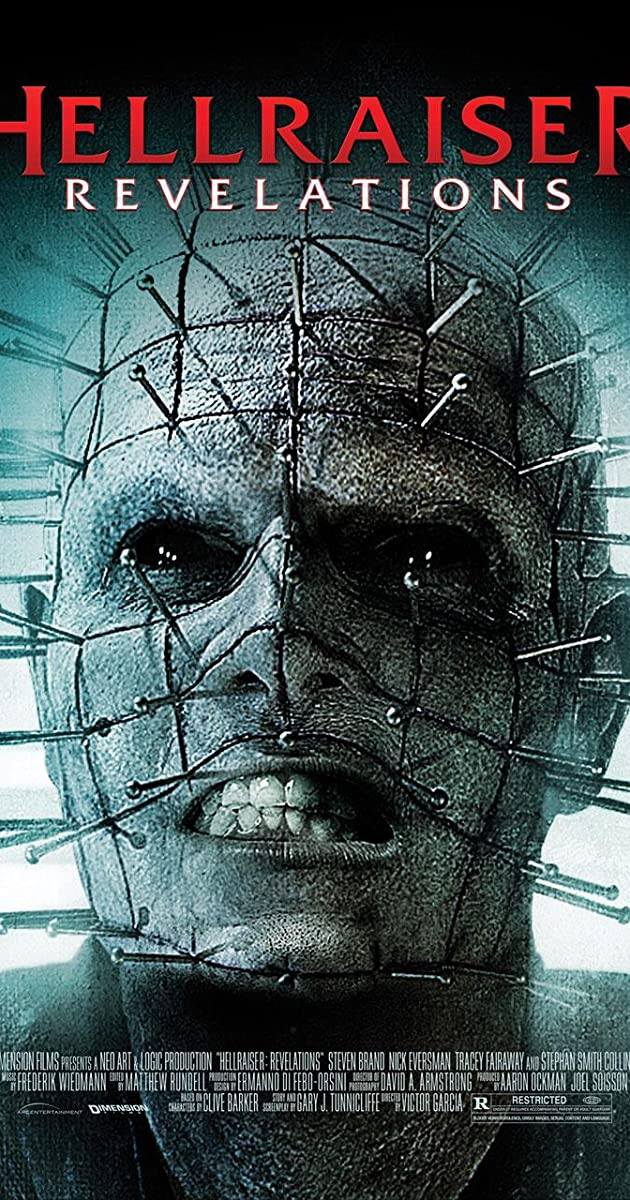 Hellraiser: Revelations (2011): บิดเปิดผี นรกไม่มีวันตาย