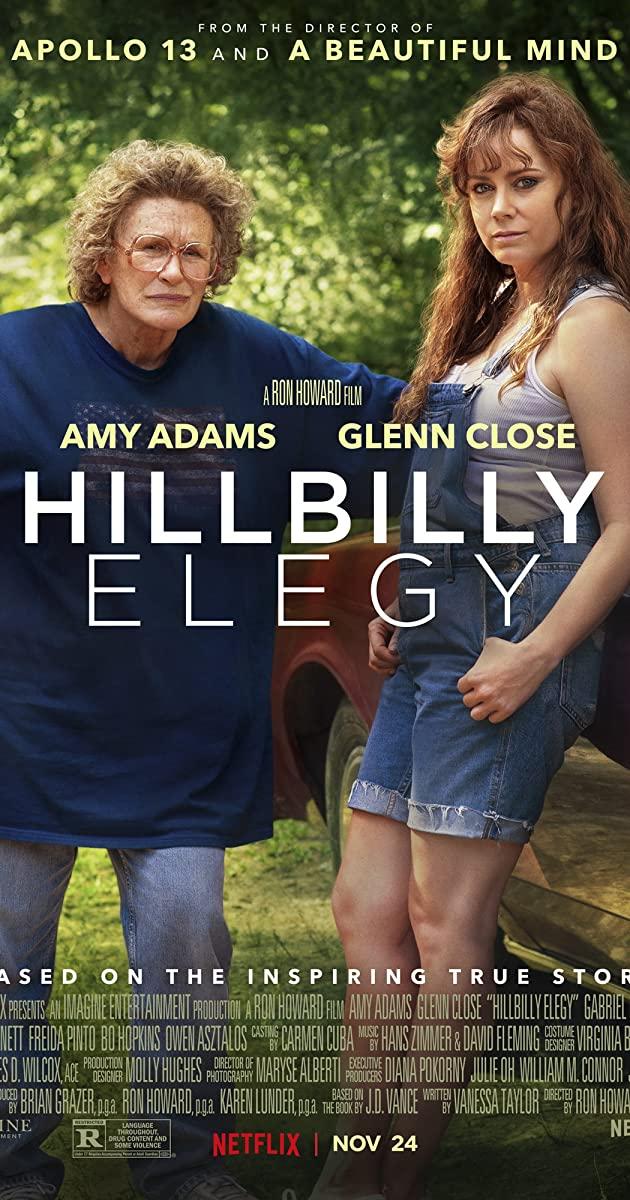 Hillbilly Elegy (2020): บันทึกหลังเขา