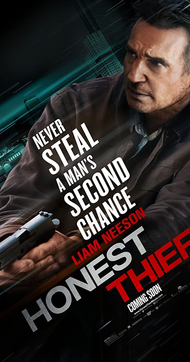 Honest Thief (2020): ทรชนปล้นชั่ว