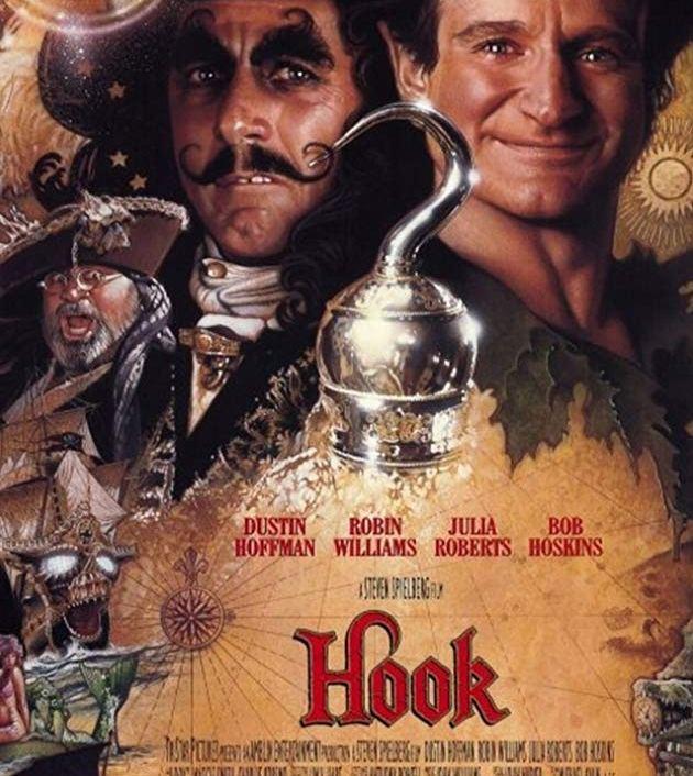 Hook (1991): ฮุค อภินิหารนิรแดน