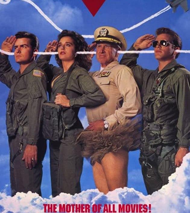 Hot Shots (1991): ฮ็อตช็อต เสืออากาศจิตป่วน