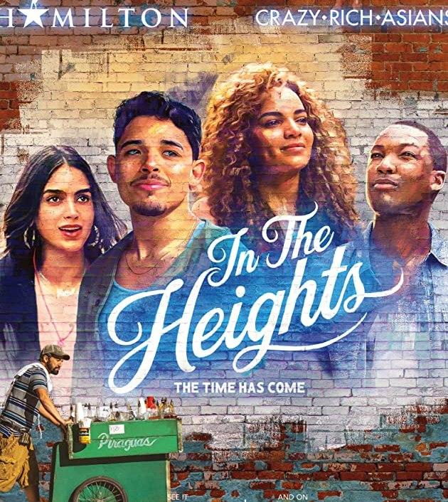 In The Heights (2021): อิน เดอะ ไฮท์ส