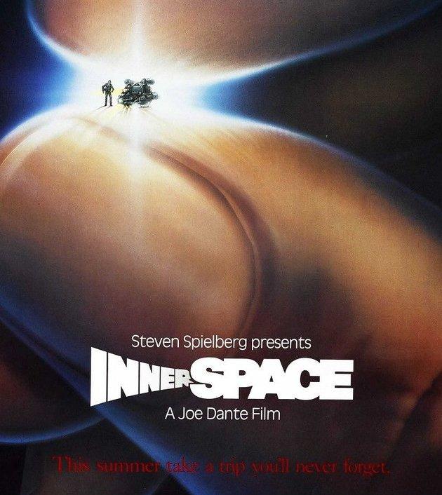 Innerspace (1987): มุดมิติบุกโลก