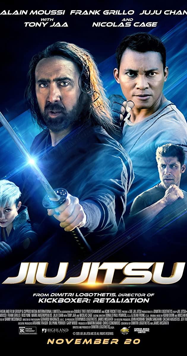 Jiu Jitsu (2020): โคตรคน ชนเอเลี่ยน