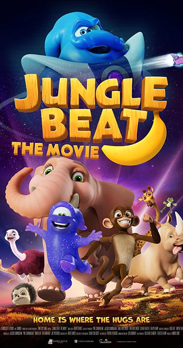 Jungle Beat: The Movie (2020): จังเกิ้ล บีต เดอะ มูฟวี่