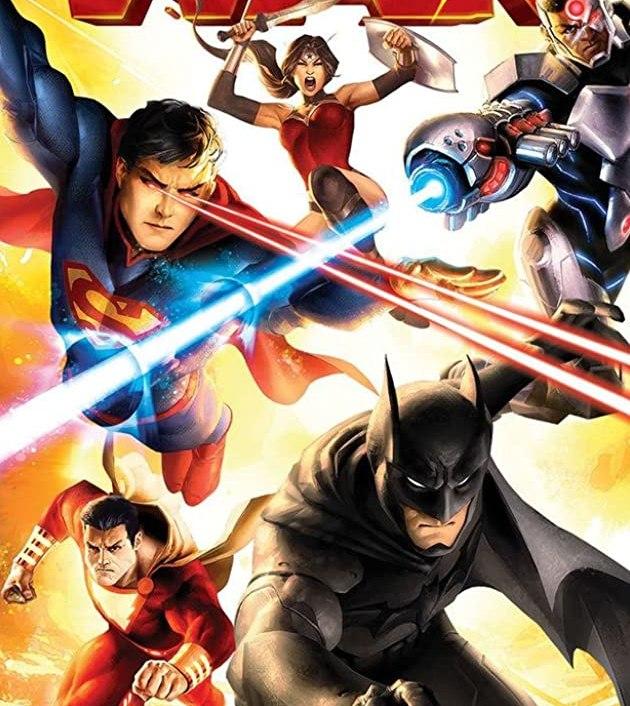 Justice League: War (2014): สงครามกำเนิด จัสติซลีก