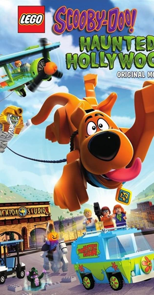 Lego Scooby-Doo!: Haunted Hollywood (2016): เลโก้ สคูบี้ดู อาถรรพ์เมืองมายา