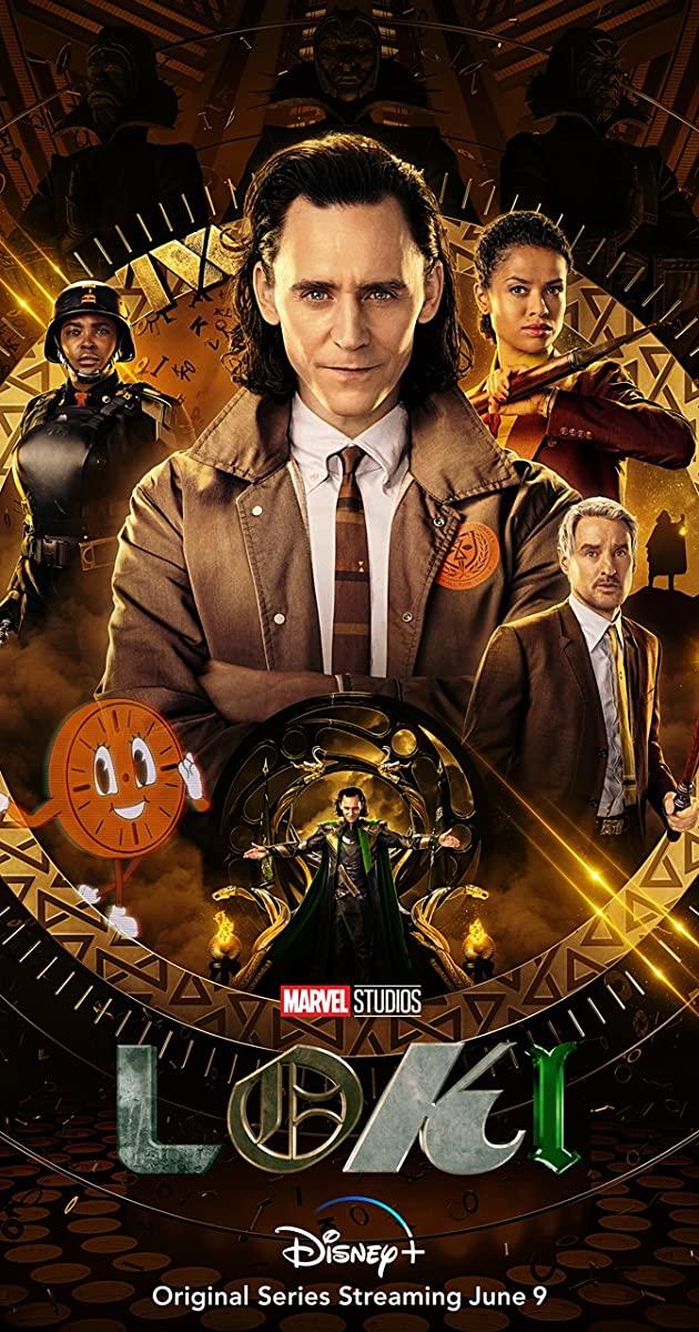 Loki TV Series (2021)