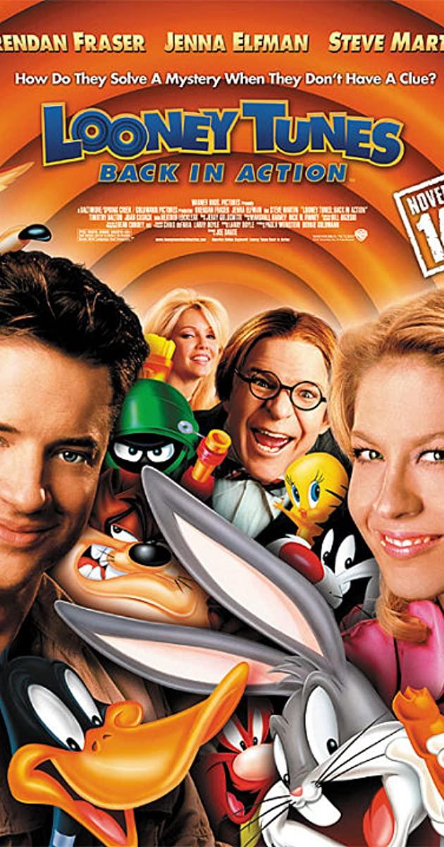 Looney Tunes: Back in Action (2003): ลูนี่ย์ ทูนส์ รวมพลพรรคผจญภัยสุดโลก