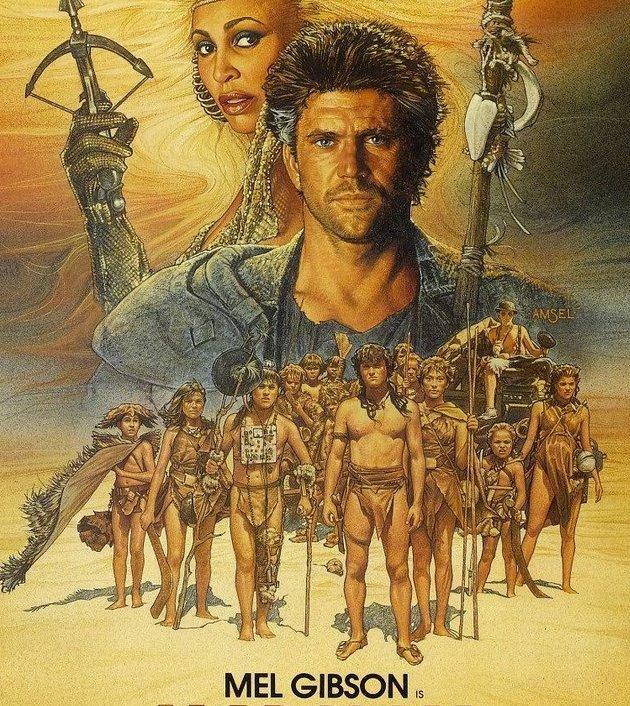 Mad Max: Beyond Thunderdome (1985)