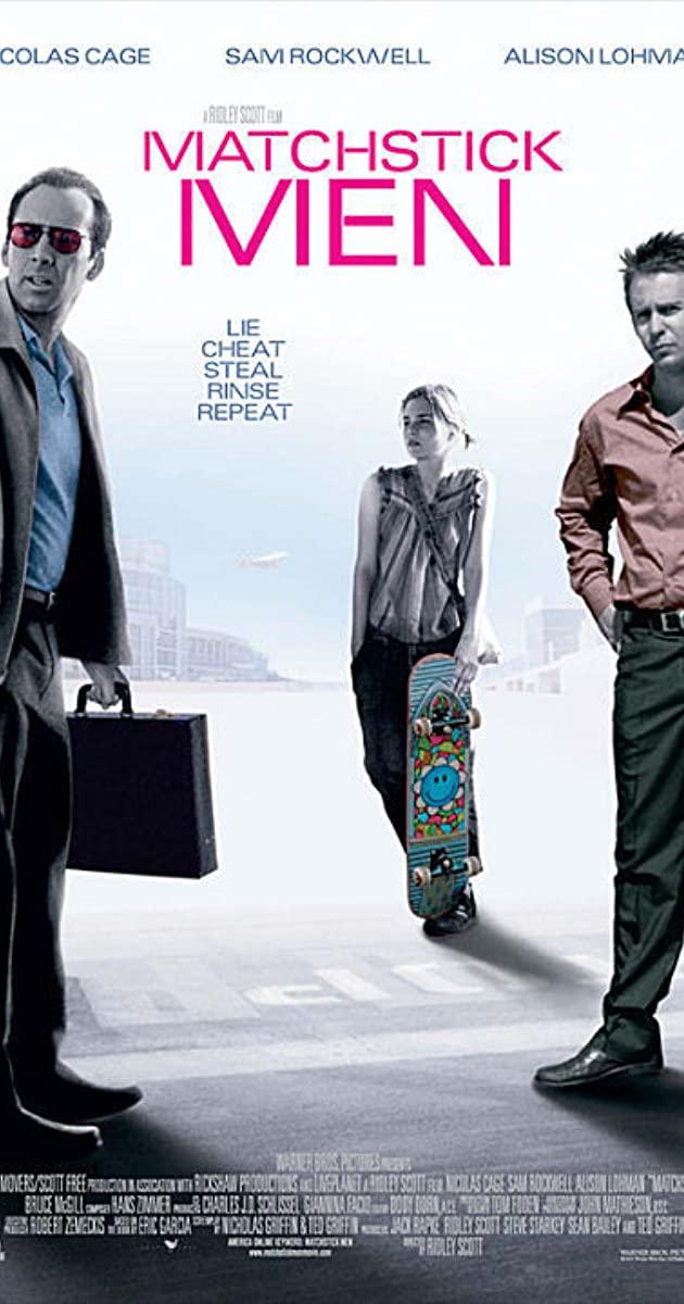 Matchstick Men (2003): อัจฉริยะตุ๋น...เรือพ่วง
