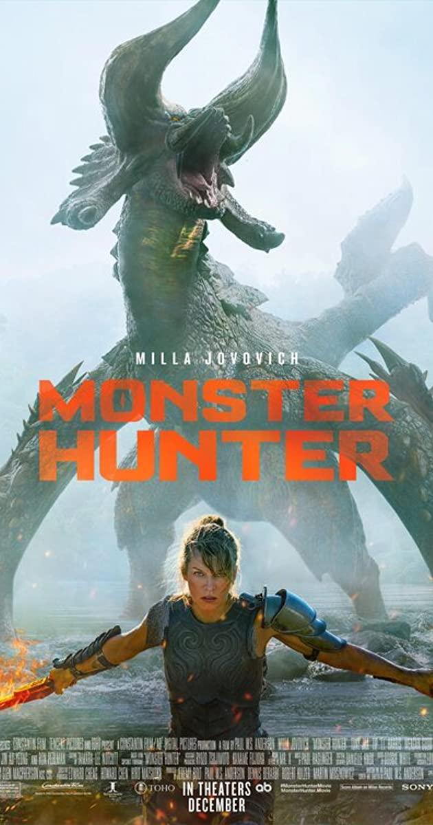 Monster Hunter (2020): มอนสเตอร์ ฮันเตอร์