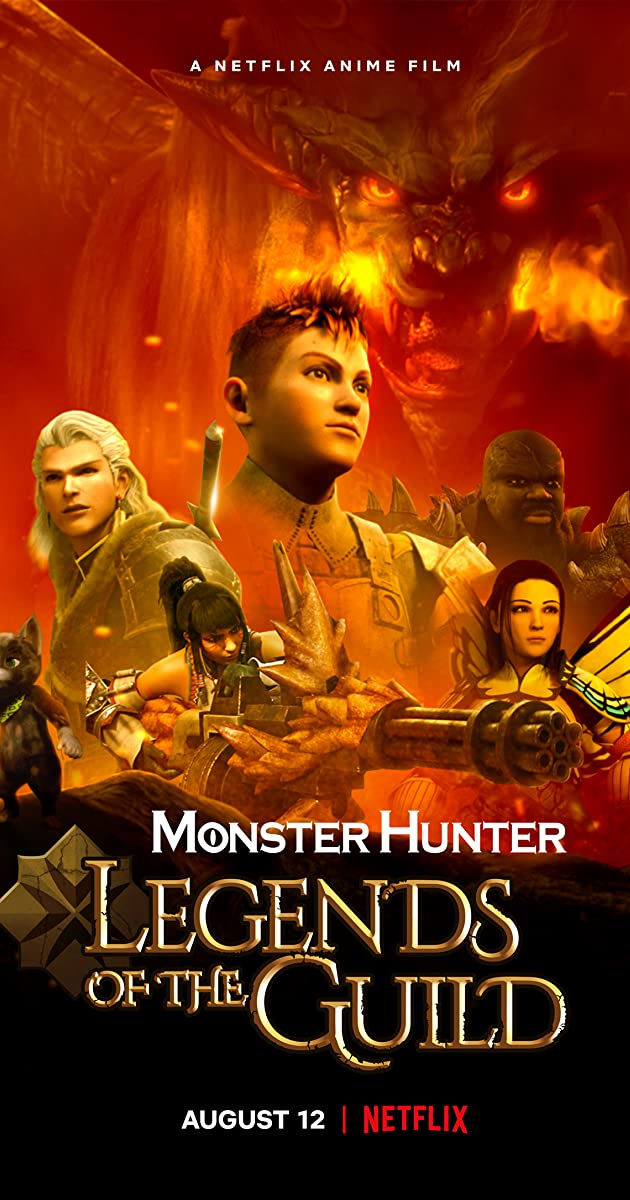 Monster Hunter Legends of the Guild (2021)