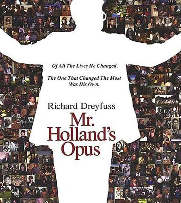Mr. Holland's Opus (1995): มิสเตอร์ฮอลแลนด์ ครูเทวดา
