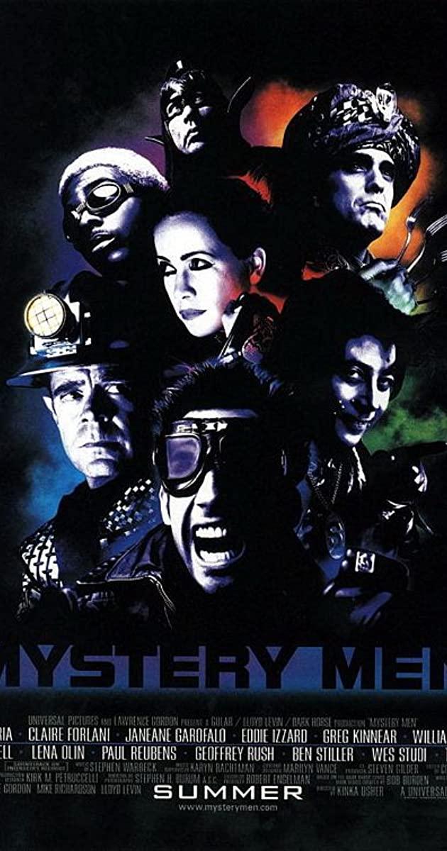 Mystery Men (1999): ฮีโร่พลังแสบรวมพลพิทักษ์โลก