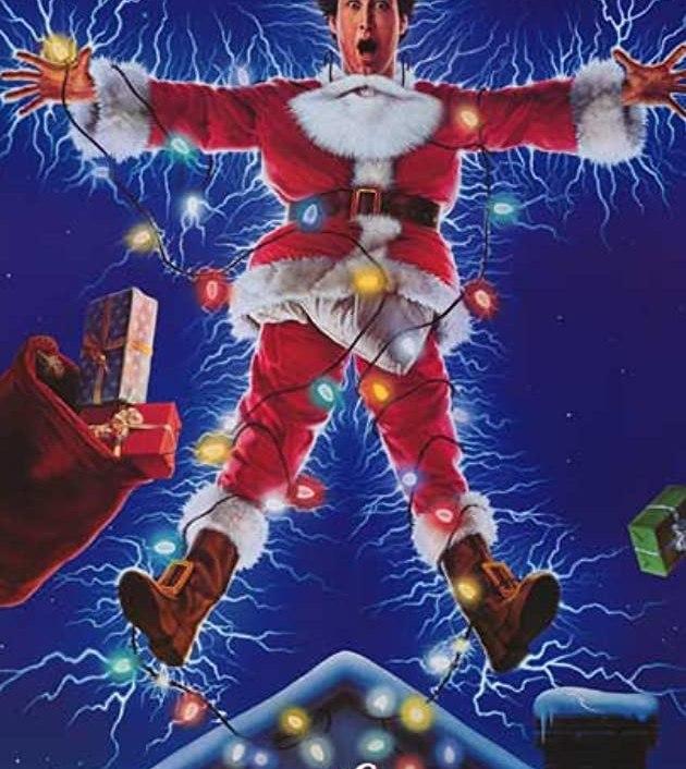 National Lampoon's Christmas Vacation (1989): ร้อนนักก็พักร้อน ตอน คริสต์มาสอลเวง