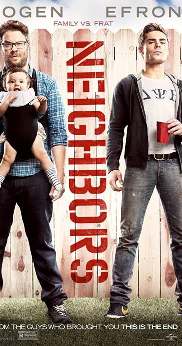 Neighbors (2014): เพื่อนบ้าน มหา(บรร)ลัย 1
