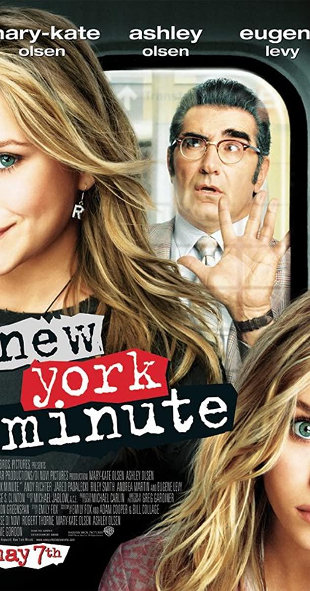 New York Minute (2004): คู่แฝดจี๊ด ป่วนรักในนิวยอร์ค