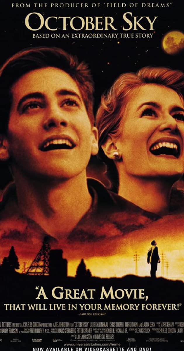 October Sky (1999): เติมฝันให้เต็มฟ้า