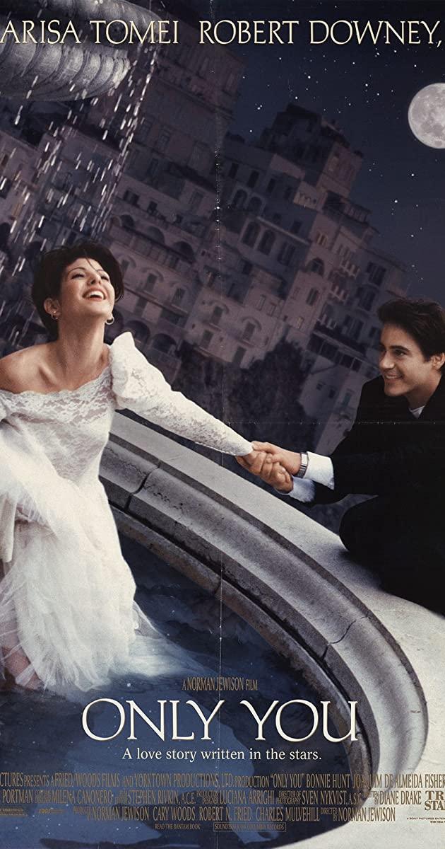 Only You (1994) :บุพเพหัวใจคนละฟากฟ้า