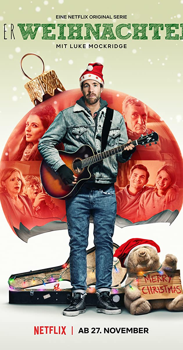 Over Christmas TV Mini-Series (2020): รักกันวันคริสต์มาส