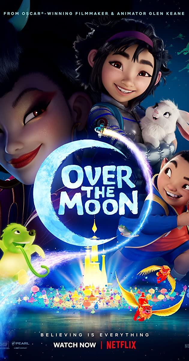Over the Moon (2020): เนรมิตฝันสู่จันทรา