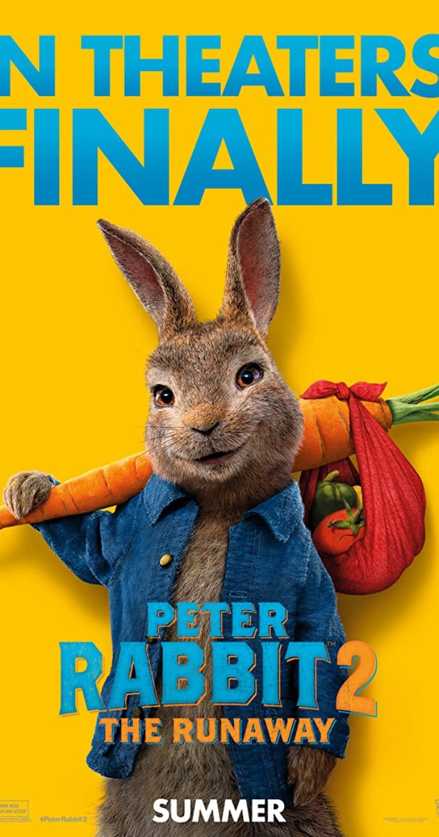 Peter Rabbit 2: The Runaway (2021): ปีเตอร์ แรบบิท 2 : เดอะ รันอะเวย์