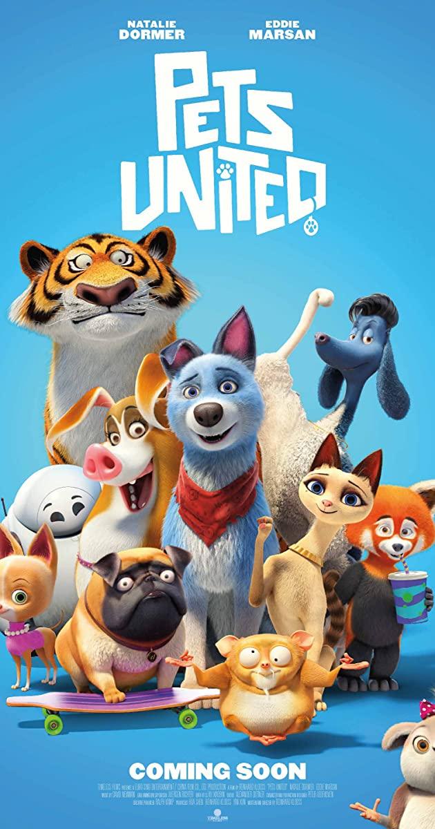 Pets United (2020) เพ็ทส์ ยูไนเต็ด : ขนปุยรวมพลัง