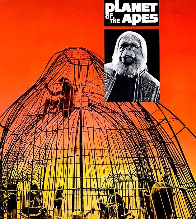 Planet of the Apes (1968): บุกพิภพมนุษย์วานร