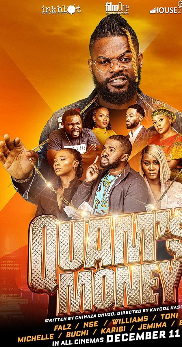 Quams Money (2020): เศรษฐีใหม่