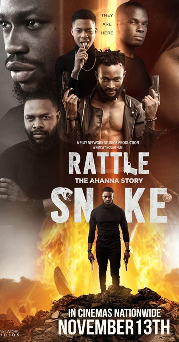 RattleSnake - The Ahanna Story (2020): ปล้นเหี้ยม