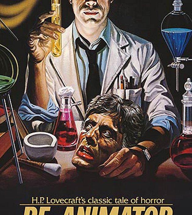Re-Animator (1985) : คนเปลี่ยนหัวคน