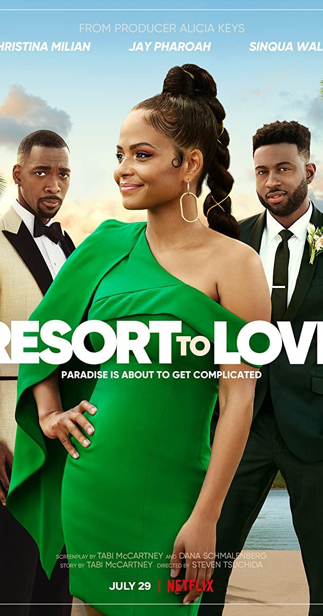 Resort to Love (2021): รีสอร์ตรัก